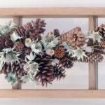 吉本博美1DAYドライフラワー教室「花と木の実で遊ぶ会」