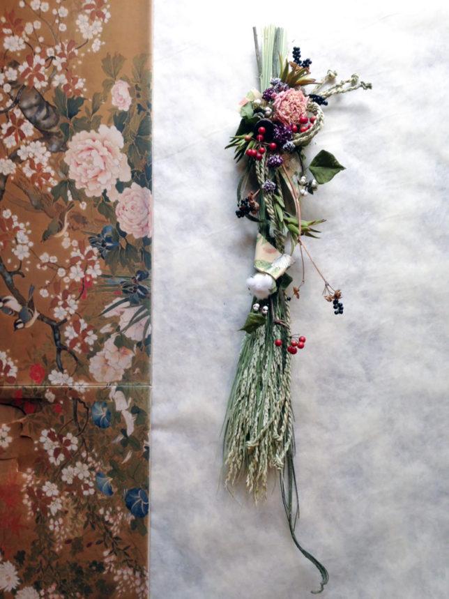 吉本博美の1dayレッスン〈新年を迎える和飾り作り〉