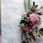 吉本博美1DAYドライフラワー教室「新年を迎える和飾り作り」