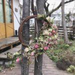 ドライフラワー定期教室 2月 広島教室サンプル